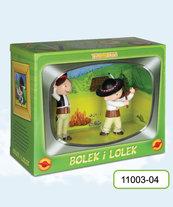 TissoToys: Bolek i Lolek - Górale (Zabawki)