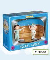 TissoToys: Bolek i Lolek - Marynarze (Zabawki)