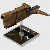 X-Wing: Zestaw Dodatkowy - Wściekły Pies (Gra Figurkowa)