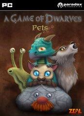 A Game of Dwarves Pets DLC (PC) DIGITÁLIS