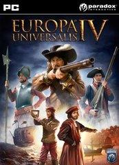 Europa Universalis IV (PC) DIGITÁLIS