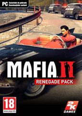 Mafia II DLC: Renegade Pack (PC) DIGITÁLIS