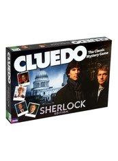 Cluedo: Sherlock Game (Gra Planszowa)