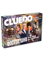 Cluedo: Dr Who (Gra Planszowa)