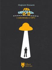 Pan Samochodzik (Tom 12). Pan Samochodzik i człowiek z UFO