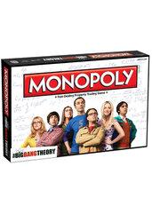 Monopoly: The Big Bang Theory (Gra Planszowa) ENG