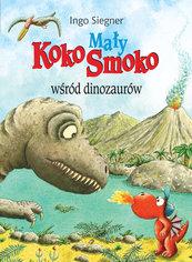Mały Koko Smoko wśród dinozaurów