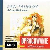 Adam Mickiewicz Pan Tadeusz-opracowanie