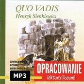Henryk Sienkiewicz Quo Vadis-opracowanie