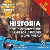 Historia: Dzieje powszechne i historia Polski w XVIII wieku