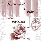 Klawikord i róża