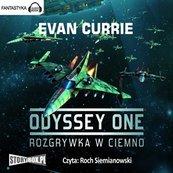 """Odyssey One Tom 1 """"Rozgrywka w ciemno"""""""