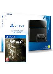Konsola PlayStation 4 - Ultimate Player 1TB Edition + Fallout 4
