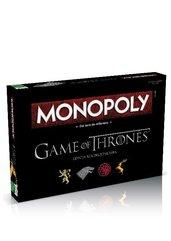 Monopoly: Gra o Tron Standard (Gra Planszowa)
