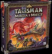 Talisman: Magia i Miecz (Gra Planszowa)