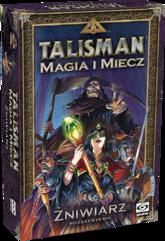 Talisman Magia i Miecz: Żniwiarz (Gra Planszowa)