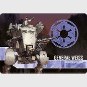 Star Wars: Imperium Atakuje - Generał Weiss (Gra Planszowa)