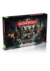 Monopoly: Assassin's Creed - Syndicate (Gra Planszowa)