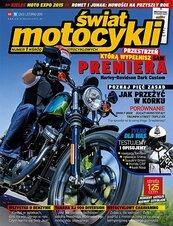 Świat Motocykli 11/2015