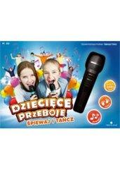 Karaoke Dziecięce Przeboje: Śpiewaj i Tańcz (PC) + Zabawka z Minionkiem