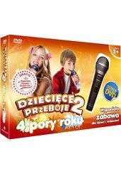 Karaoke Dziecięce Przeboje 2 (PC) PL + angielskie piosenki świąteczne