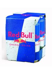 Red Bull czteropak - 4x250 ml