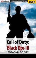 Call of Duty: Black Ops III - poradnik do gry