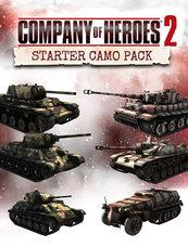Company of Heroes 2 Starter Camo Bundle (PC) DIGITÁLIS