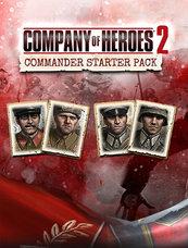 Company of Heroes 2 Starter Commander Bundle (PC) DIGITÁLIS