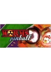 Worms Pinball (PC) DIGITÁLIS