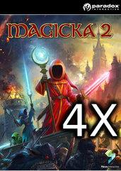 Magicka 2 4-Pack (PC) PL DIGITAL