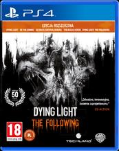 Dying Light: The Following Edycja Rozszerzona (PS4) PL