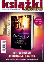 Magazyn Literacki KSIĄŻKI 12/2015