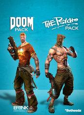Brink DLC: Doom/Psycho Combo Pack (PC) DIGITÁLIS