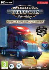 American Truck Simulator Edycja Kolekcjonerska (PC) PL