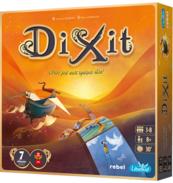 Dixit (nowa edycja) (Gra Planszowa)