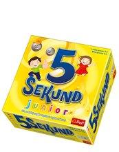 5 Sekund Junior (Gra Planszowa)