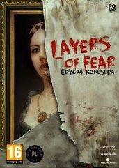 Layers of Fear - Edycja Konesera (PC) PL
