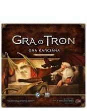 Gra o Tron: Zestaw podstawowy 2 ed (Gra Karciana)