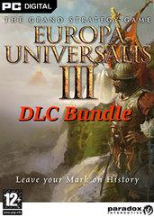 Europa Universalis III: DLC Bundle (PC) DIGITAL