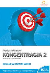 Akademia Umysłu - KONCENTRACJA cz. 2 (PC) PL DIGITAL