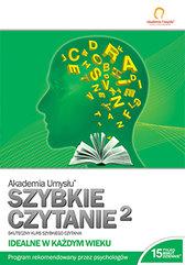 Akademia Umysłu - SZYBKIE CZYTANIE cz.2 (PC) PL DIGITAL