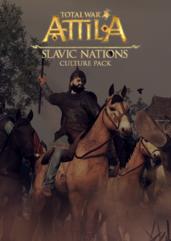 Total War: ATTILA – Pakiet Kultur Narodów Słowiańskich (PC/MAC/LINUX) PL klucz Steam