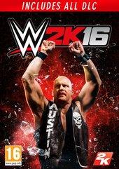 WWE 2K16 (PC) DIGITÁLIS
