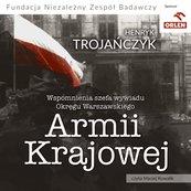 Wspomnienia Szefa Wywiadu Warszawskiego Okręgu Armii Krajowej