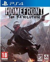 Homefront: The Revolution (PS4) PL + DLC!