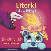 Literki Misia Blumka