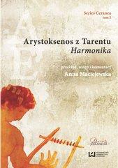 """Arystoksenos z Tarentu. """"Harmonika"""""""