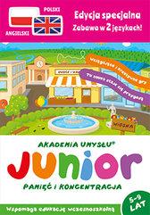 Akademia Umysłu Junior - Wiosna (PC) PL/ANG DIGITAL