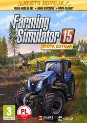 Farming Simulator 2015: Złota Edycja (PC)